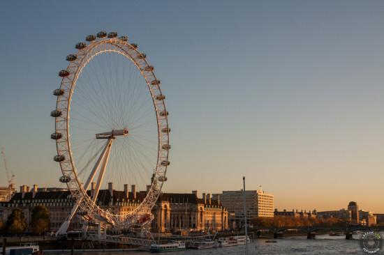 Londyn - London Eye