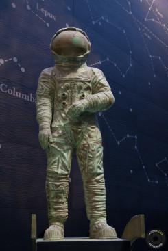 Kosmonauta - Natural History Museum